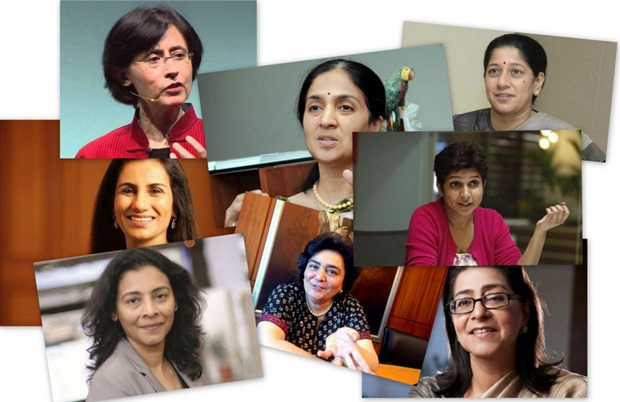 Top 8 Business Women Of India In 2014 - The 9 Yards That Rule…