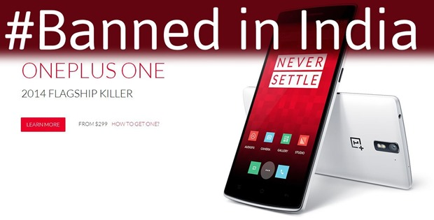 Ban Fest Continues. After Xiaomi & Uber, OnePlus Too Banned by the Delhi HC