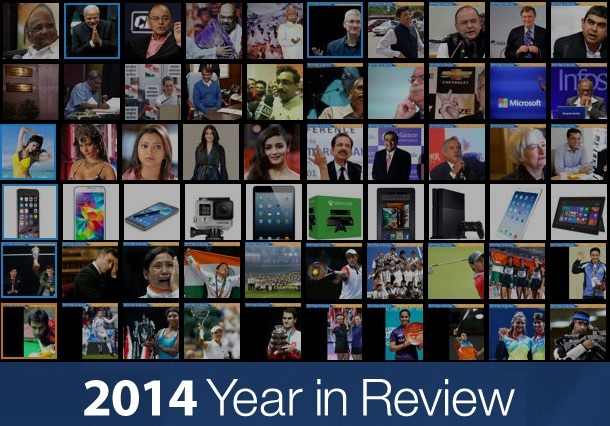 Yahoo 2014 Year in Review