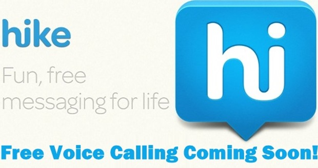 Hike Messenger Zip Phone