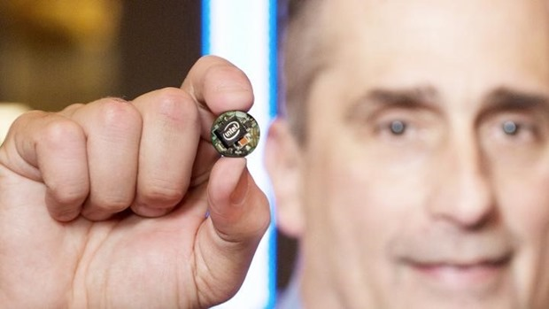 Intel Curie, A Ring-Sized Smart Wearable Enabler!