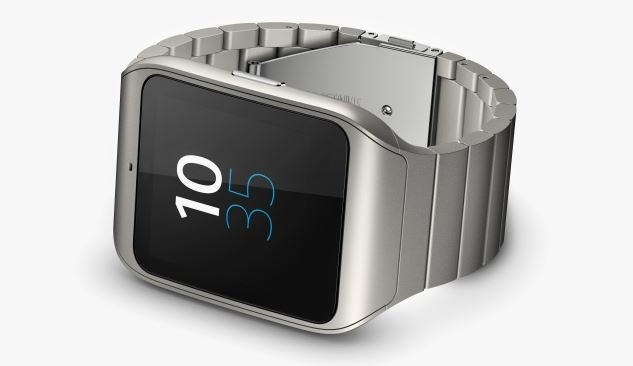 Sony Steel edition Smartwatch 3