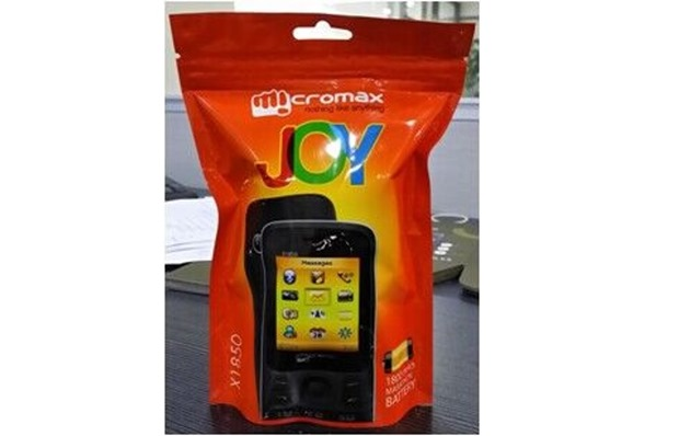 Micromax Launches Ultra Cheap Pouch-packed Phone at Rs 699