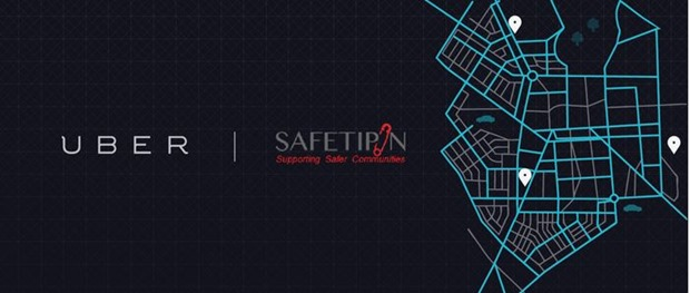 Uber SafetiPin