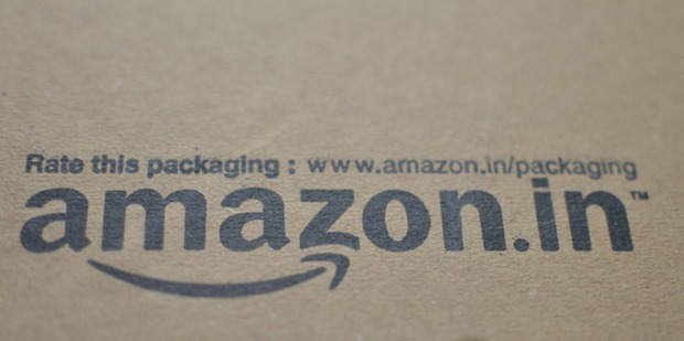 Amazon India ecommerce packaging Logo