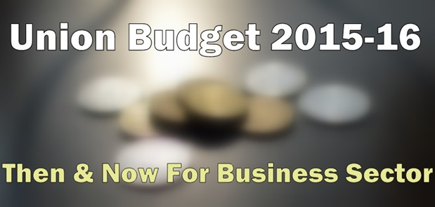 Budget Then & Now