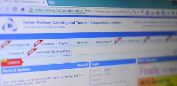 IRCTC One Booking Per Login