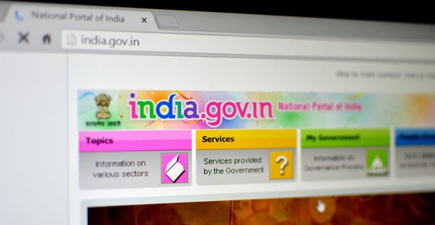 Indian Government Websites