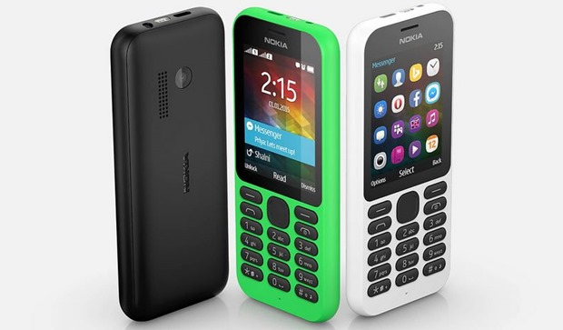 Nokia Launches Affordable Internet & Camera Powered Feature Phone At Rs 2149
