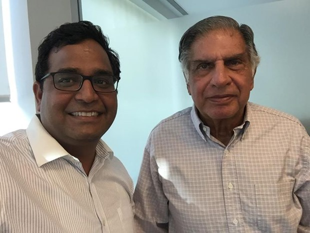 Paytm Becomes Ratan Tata's 5th Ecommerce Investment
