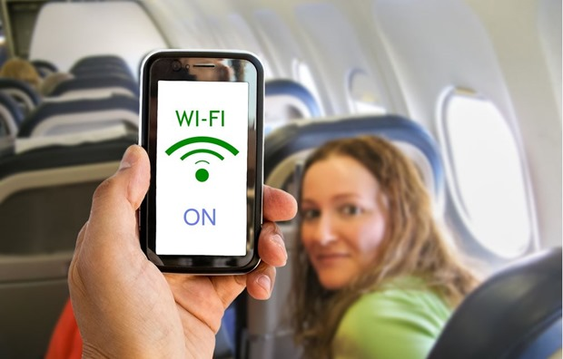 Wifi on Flights