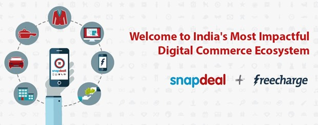 3 Reasons Snapdeal Acquired Freecharge & Altered Indian mCommerce Story Forever