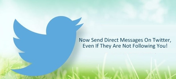 Tweet Direct Messages