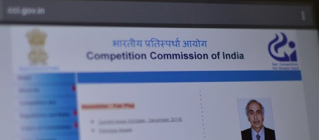 CCI COmpetition Commission of India