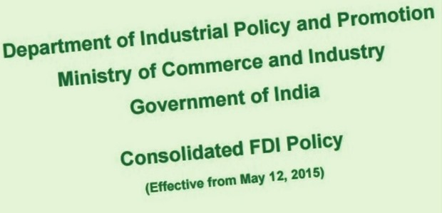 Consolidated FDI Policy