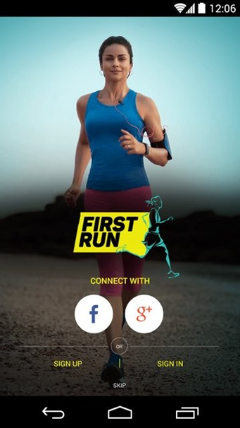FirstRun Application Launched By Gul Panag-001