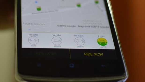 Ola Billing Issue
