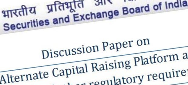 SEBI Is Working on 'Alternate Capital Raising Platform' For Indian Startups