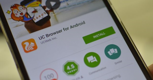 UC Browser, India's Most Popular Mobile Browser, Is Leaking User Data to Chinese Servers