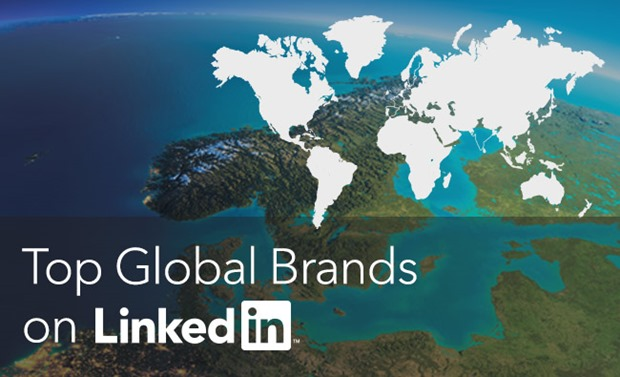 Top Global Indian Brands on Linkedin