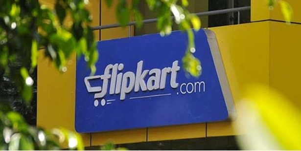 Flipkart logo office