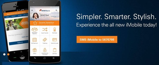 ICICI Bank's All New iMobile App Now Offers Over Hundred Services