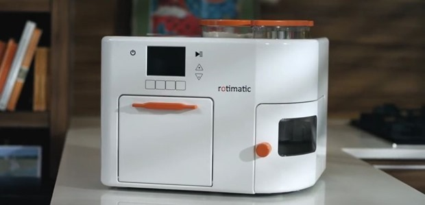Rotimatic, An Automatic Roti Maker Created By an Indian Couple Gets $11.5M Funding for International Expansion