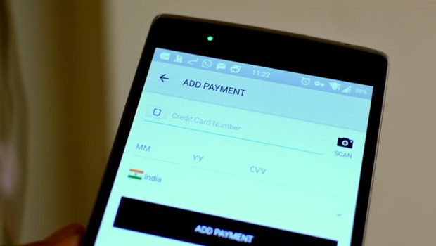 Uber Restarts Card Payments; 2FA Implemented As Per RBI Mandate