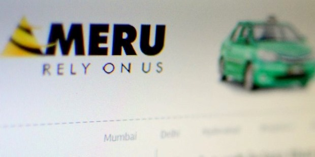 Uber Meru acquisition