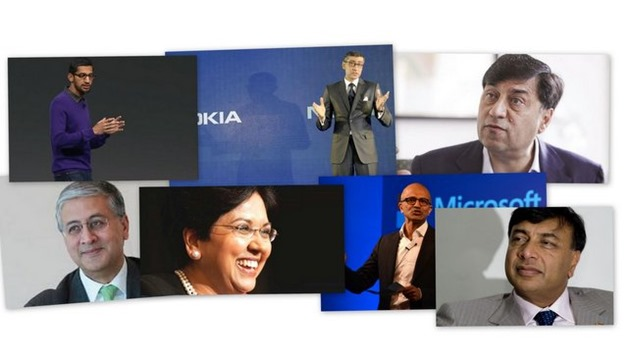 7 Inspirational Indian CEOs Heading Global Corporations Having $300 Billion+ Revenues!