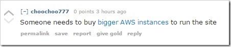 Amazon bigger aws