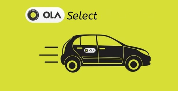 Ola Launches 'Ola Select' Exclusive Benefit Program; Will Offer Free in-Cab WiFi and More Perks
