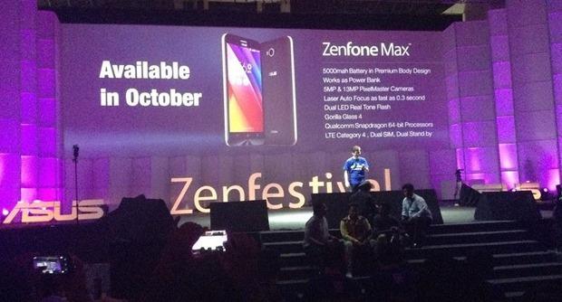 Zenfone 2 Max
