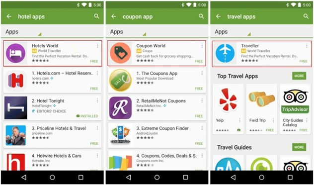 Google rolls out sponsored ads on play store to drive app Play store app