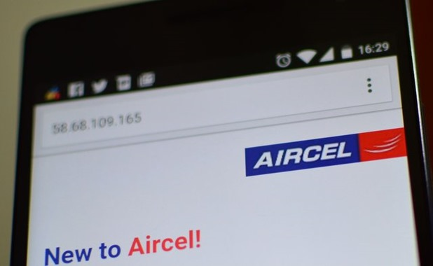 Aircel 4G Mobile Data Internet Service