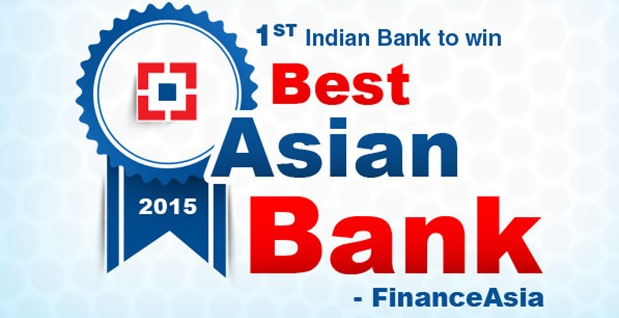 Best Asian Bank HDFC Bank