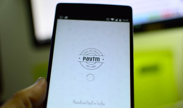 Paytm Wallet Mobile App