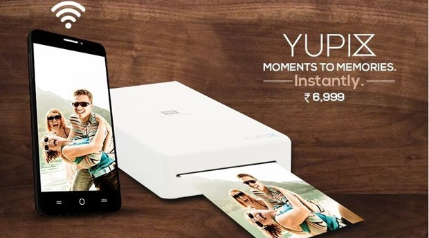 Yu YuPix, A New Innovative Pocket Photo Printer For Rs. 6999!