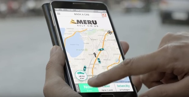 Meru Becomes 1st Indian Taxi Operator To Expand Globally; Partners With France's Taxis G7