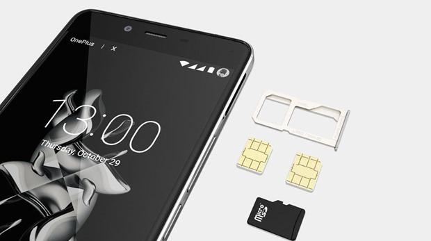 OnePlus X SIM Card