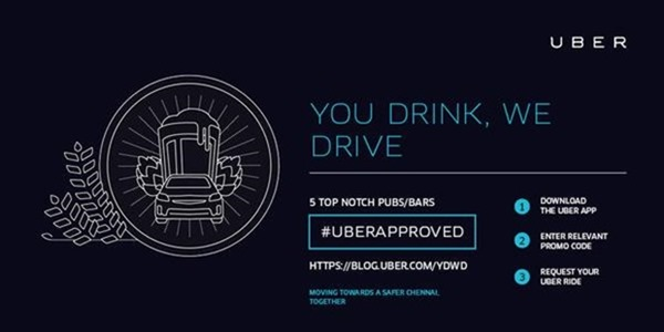 Uber Drink and Drive