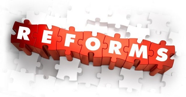 Government reforms package