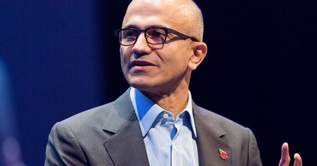Satya NAdella Microsoft Future Unleashed