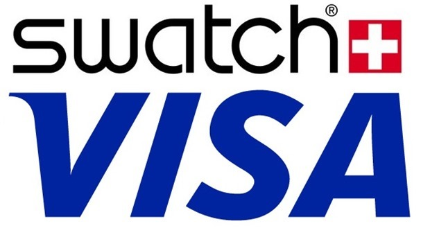 Swatch Visa Payment Watch