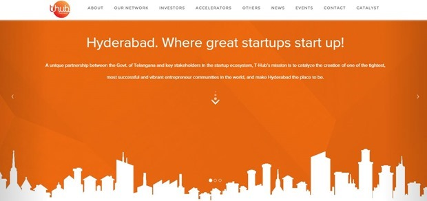 THUB Hyderabad Starup