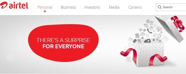 Airtel surprise