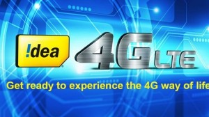 Idea Cellular Launches 4G Across 75 Towns in Andhra, Telengana, Karnataka, Kerala & Tamil Nadu