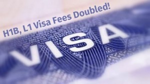 Doubling Of H-1B, L-1 Visa Fees Catastrophic for Indian IT Firms – Rs 26,000 Cr Additional Expenses Estimated