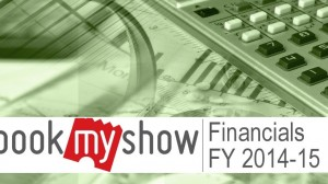 BookMyShow Financials: Revenues Grow 57% To Touch INR 100 Cr in FY 14-15
