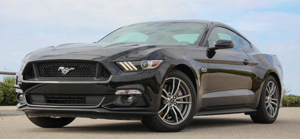 Ford Mustang The Iconic Muscle Car Makes India Entry